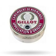 Camenbert lait cru Gillot 250Gr