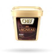 """Jus d'Agneau """"Chef"""" 1L"""