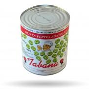 Olives Verte Lamelle 3/1