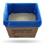 Beurre Cube Doux 25KG
