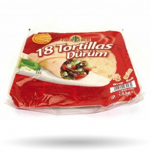 Tortillas X 18