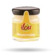 Mayonnaise Pot Verre 35 GR X 24