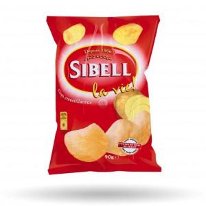 Chips Sibell 6 X 500Gr