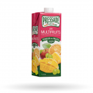 Pressade Tropical 1L X 8