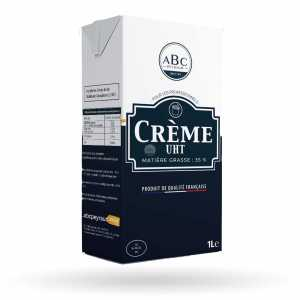 Crème liquide UHT 35% ABC PEYRAUD