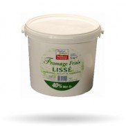 Fromage Blanc Lisse 40 % 5KG