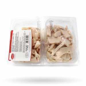 Emincé filet poulet cuit 500 Gr