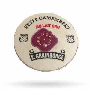 Mini Camembert Lait Cru 150Gr