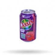 Oasis Cassis-Pomme 33CL