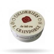 Coulommiers au lait cru 350Gr